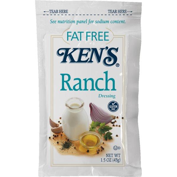Kens Fat Free Ranch Dressing thumbnail