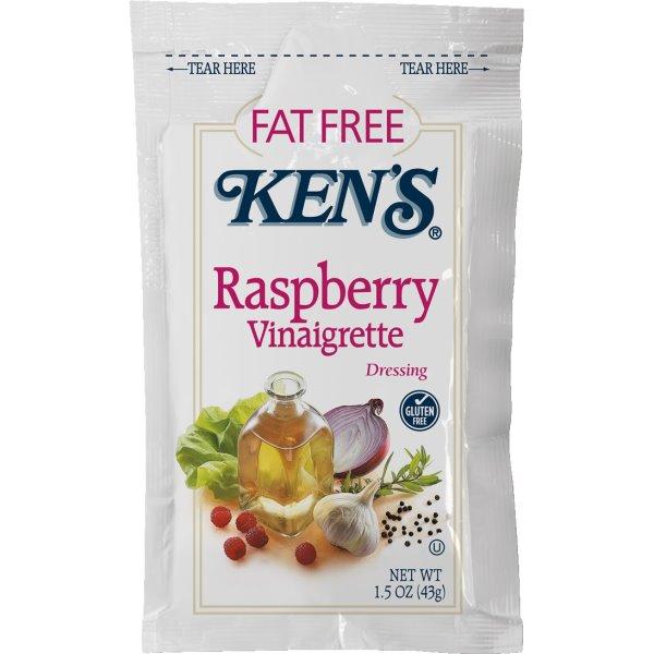 Kens Fat Free Raspberry Dressing thumbnail