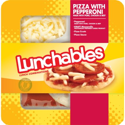 Lunchables Pepperoni Pizza thumbnail