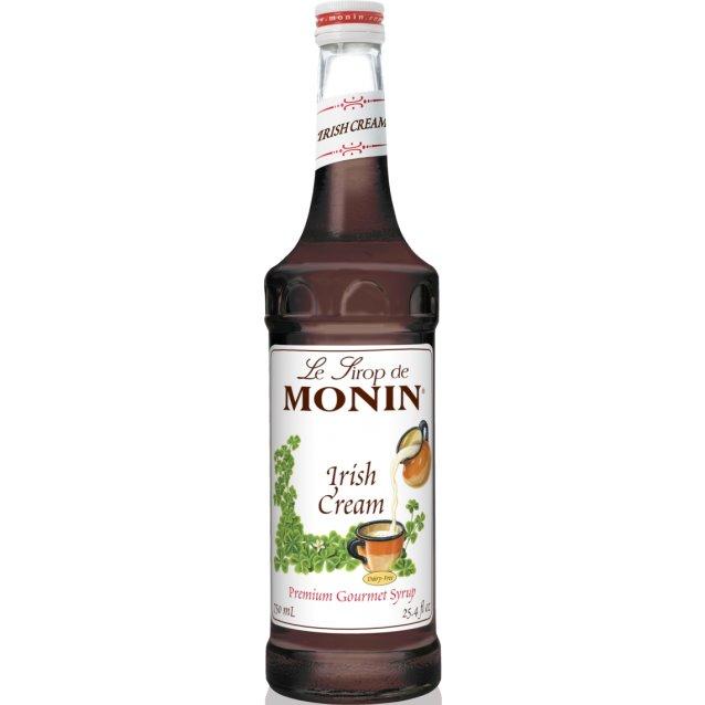 Monin Irish Cream Syrup 750ml thumbnail