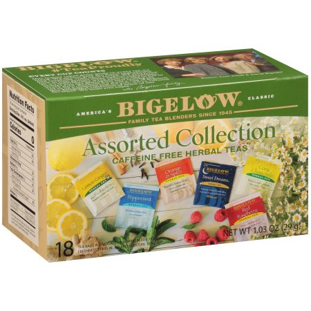 Bigelow Assorted Green Tea 28ct thumbnail