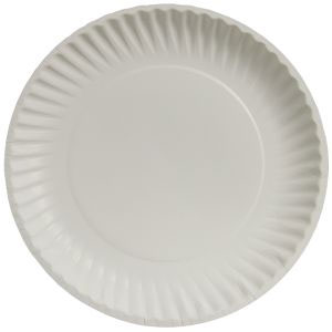 """SS 6"""" Uncoated Paper Plate thumbnail"""