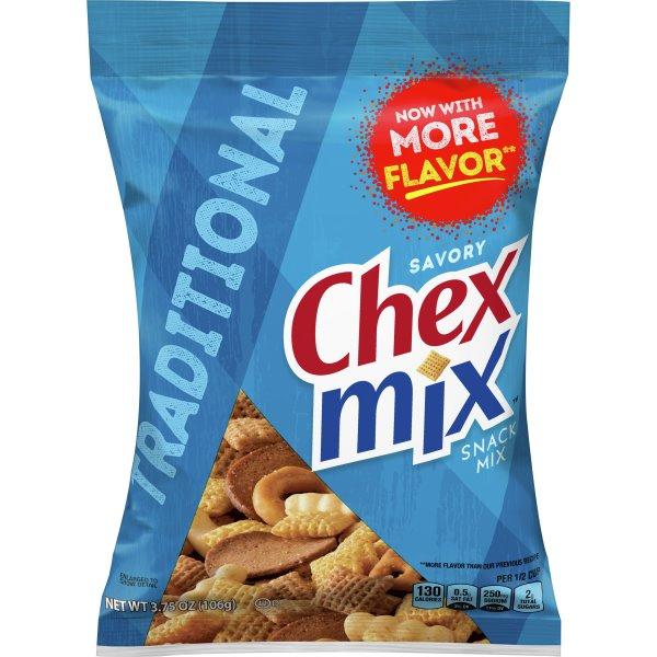 Chex Mix Traditional 3.75oz thumbnail