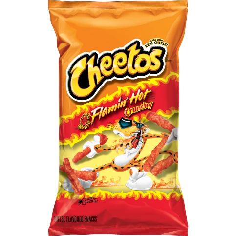 Big Grab Cheetos Flamin Hot thumbnail