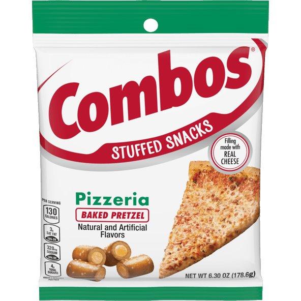 Combos Pizza Pretzel 6.3oz thumbnail
