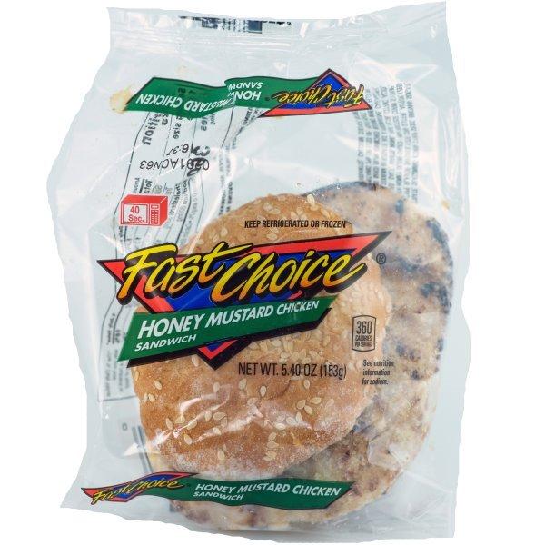 Fast Choice Honey Mustard Chicken thumbnail
