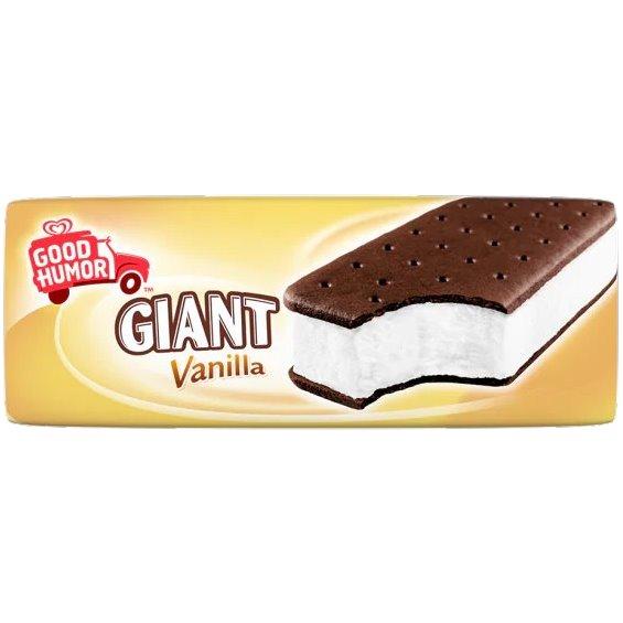 Good Humor Giant Vanilla Sandwich thumbnail