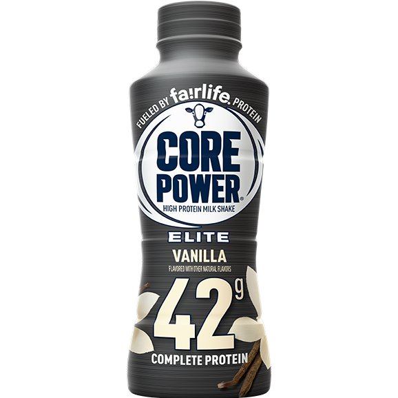 Core Power Elite Vanilla 14oz thumbnail