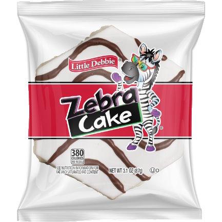 Little Debbie Zebra Cakes thumbnail