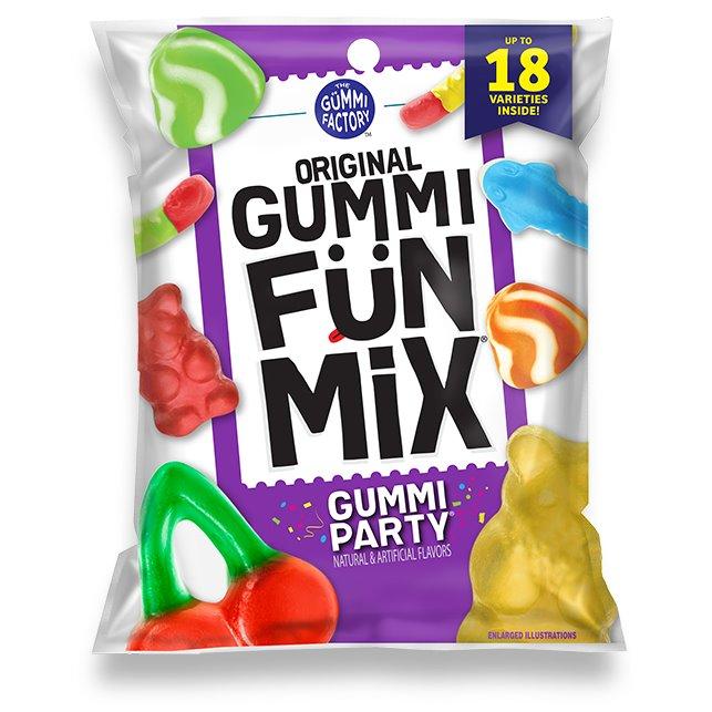 Gummi Party Fun Mix 4.5oz thumbnail