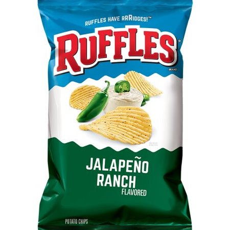 Ruffles Jalapeno Ranch 1.5oz thumbnail