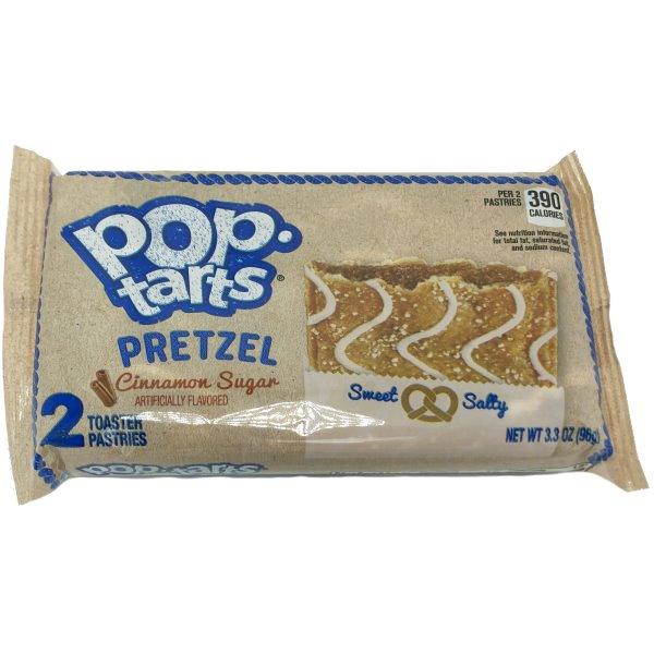 Pop Tarts Cinnamon Pretzel 3.4oz thumbnail