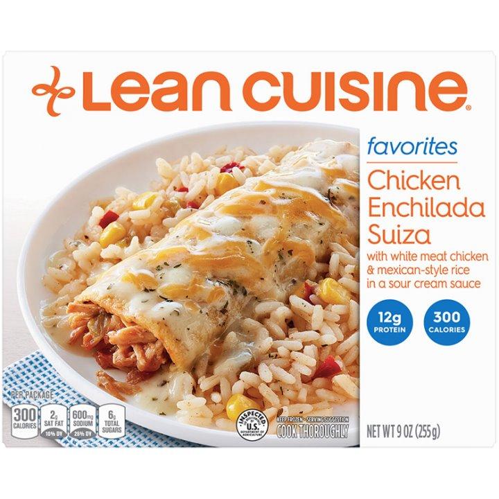 Lean Cuisine Chicken Enchilada thumbnail