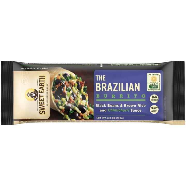 Sweet Earth The Brazilian Burrito thumbnail