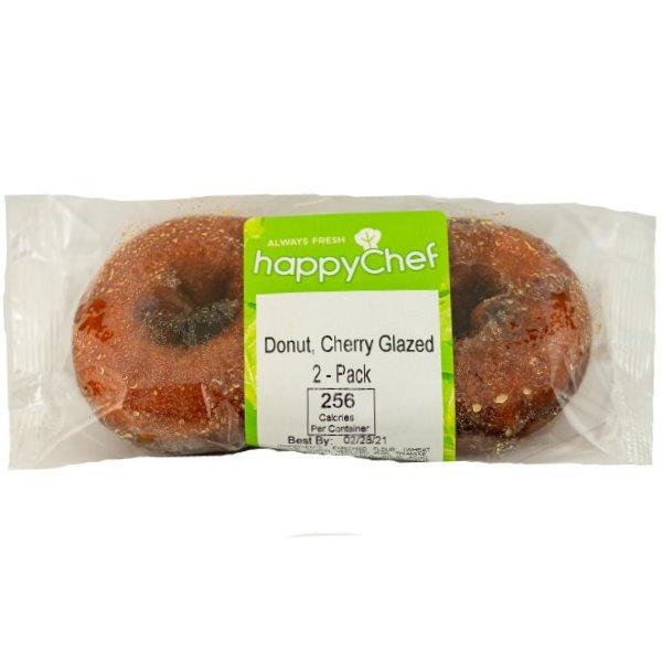Queen City Donut Cherry Glazed 2pk thumbnail