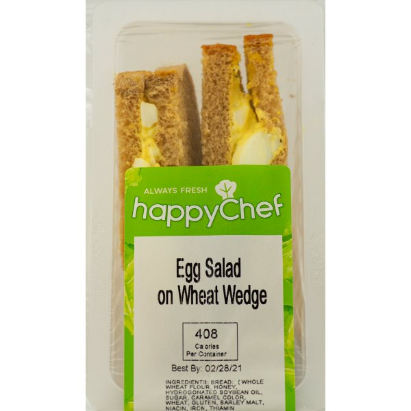 Queen City Egg Salad on Wheat Wedge thumbnail