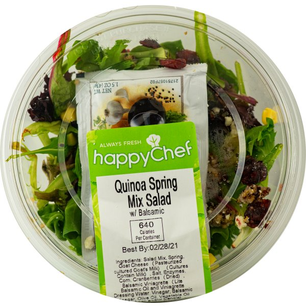 Queen City Quinoa Spring Mix w/ Balsamic thumbnail