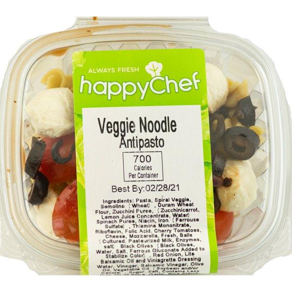 Queen City Veggie Noodle Antipasto thumbnail