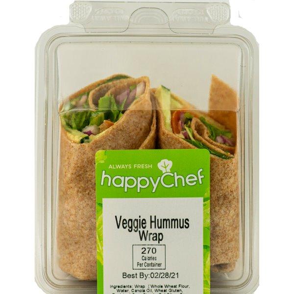 Queen City Veggie Hummus thumbnail