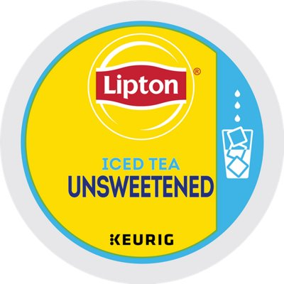 K-Cup Lipton Iced Tea Unsweetened thumbnail