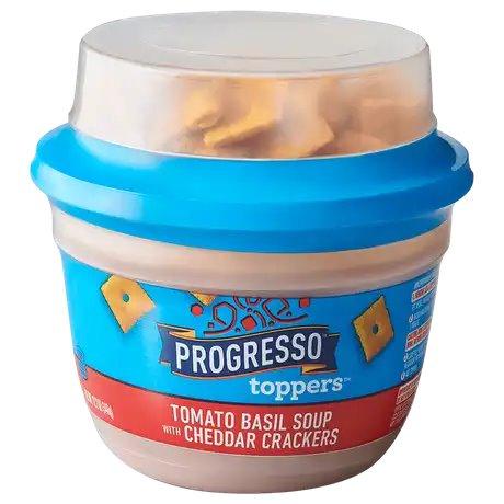 Progresso Tomato Basil Cheddar Soup thumbnail