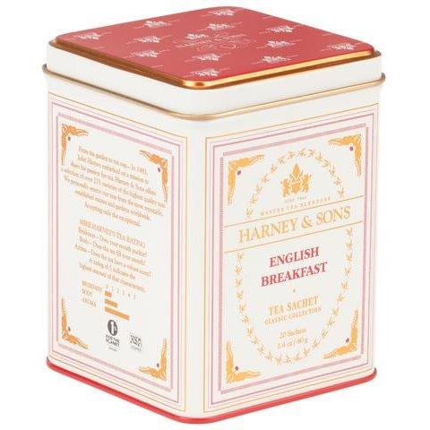 Utica Coffee Roasters Harney English Breakfast Tea 20ct thumbnail