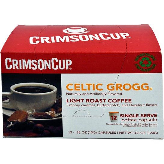 K-Cup Crimson Cup Celtic Grogg 12ct thumbnail