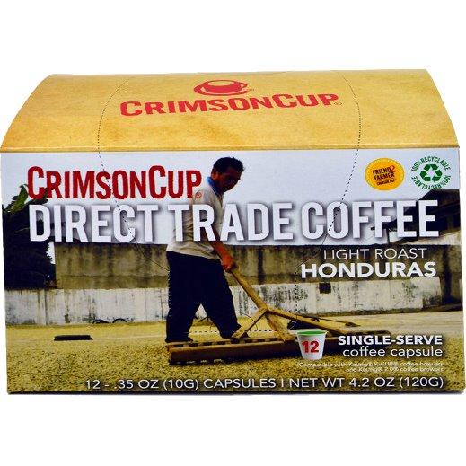 K-Cup Crimson Cup Honduras 12ct thumbnail