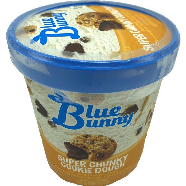 Super Cookie Dough Ice Cream 14oz thumbnail