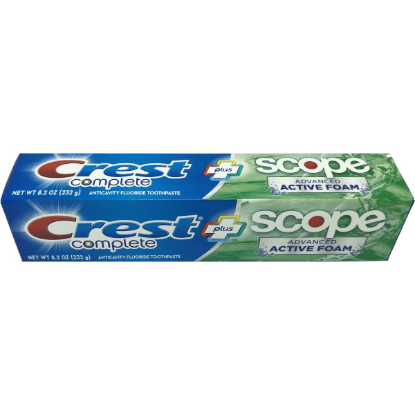 Crest Complete Toothpaste 8.2oz thumbnail