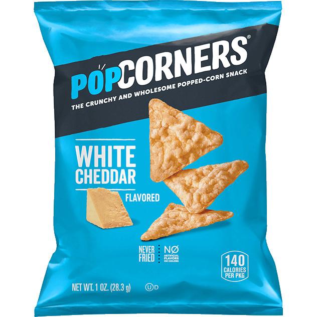 XVL Popcorners White Cheddar thumbnail