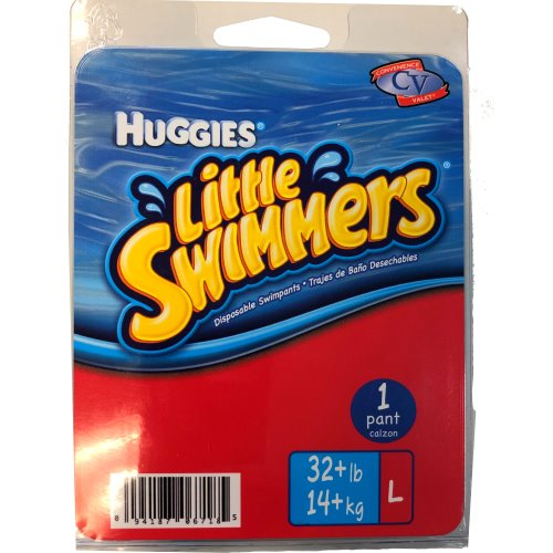 Huggies Little Swimmers thumbnail