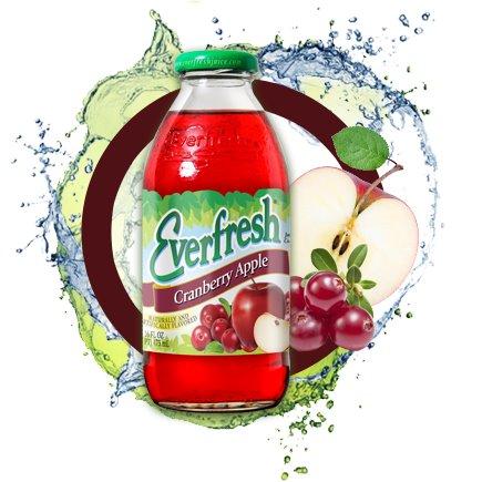 Everfresh Cranberry Apple 16oz thumbnail