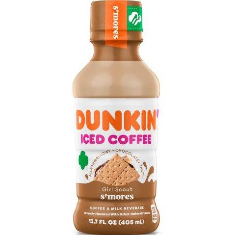 Dunkin Donuts Smores 13.7oz thumbnail