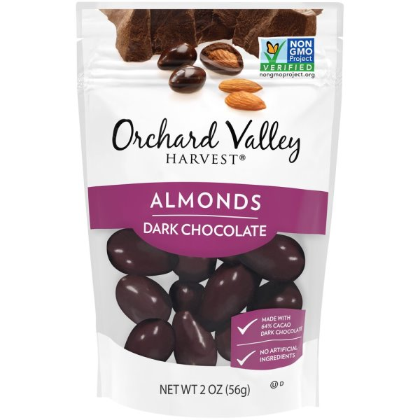 Orchard Valley Chocolate Almonds thumbnail