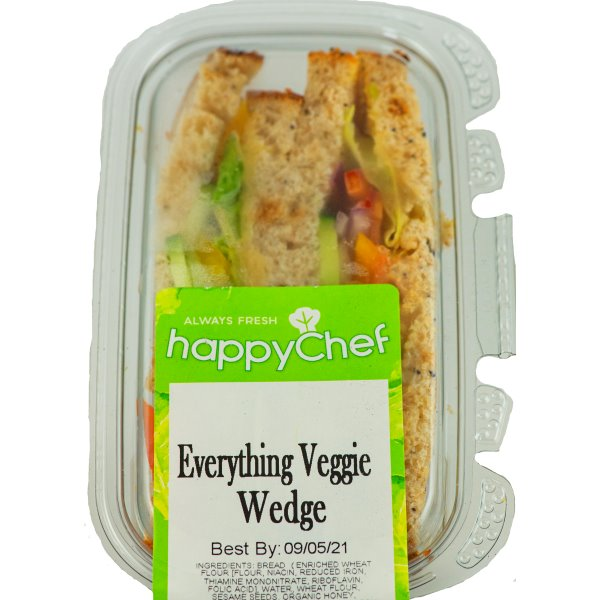 Queen City Everything Veggie Wedge thumbnail
