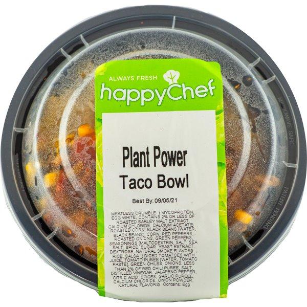 Queen City Plant Power Taco Bowl thumbnail
