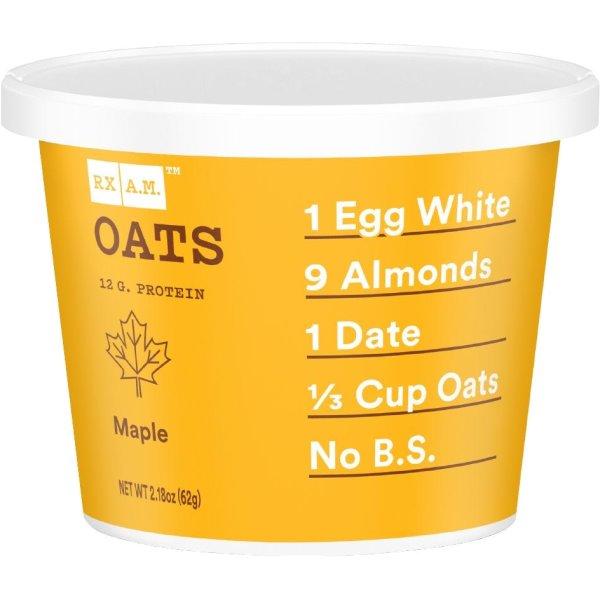 RxBar Maple Oatmeal Cup thumbnail